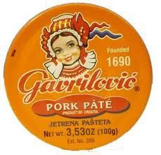 Gavrilovič pork pate