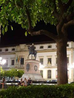 Plaza de las Tendillas Córdoba.