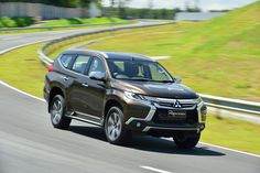 Mitsubishi had recently unveiled the Pajero Sport in the international market. The next-gen SUV comes with an entirely new design and improv - Mitsubishi News at CarTrade Mitsubishi Pajero Sport, Mitsubishi Motors, Subaru, Mitsubishi Dealer, Motion Wallpapers, Montero Sport, Suv Models, Upcoming Cars, Bike News