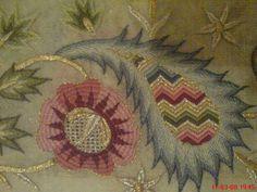 Turk work embroidery...
