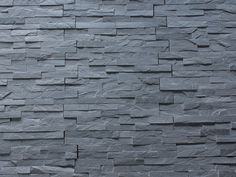 Quartzine & Slate natural stone mosaic split face tiles & cladding in white, grey, oyster & black slate styles that require no grouting. Unbeatable prices at UK Tiles Direct Cladding Panels, Wall Cladding, Timber Cladding, Stone Cladding Exterior, Stone Cladding Texture, Slate Bathroom, Slate Shower, Rock Panel, Cladding Materials
