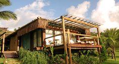 Brasil da cor do mar: Txai Resort Itacaré-B.A