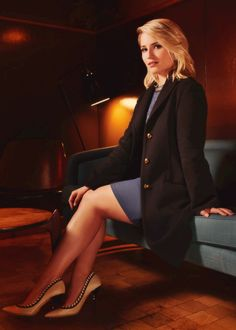 Dianna Agron photographed for the 2015 Tribeca Film festival