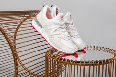 Sneakers – Women's Fashion : New Balance 574 Sport in Off-White/Red for Women – EU Kicks: Sneaker Magazine - #Sneakers https://youfashion.net/fashion/sneakers/sneakers-womens-fashion-new-balance-574-sport-in-off-whitered-for-women-eu-kicks-sneaker-magazine/