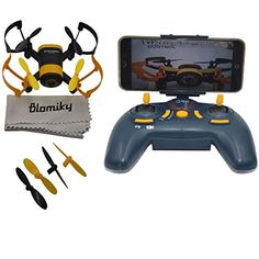 Blomiky 512W WIFI FPV Elfin UFO Bee Tiny Micro Nano Quadcopter Helicopter Mini Drone with FPV Camera Gyro Extra Propeller 4pcs 512W Yellow http://www.safetygearhq.com/product/trending-products/drones/blomiky-512w-wifi-fpv-elfin-ufo-bee-tiny-micro-nano-quadcopter-helicopter-mini-drone-with-fpv-camera-gyro-extra-propeller-4pcs-512w-yellow/ Check more at...