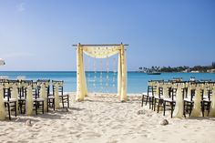 Wedding Location: Old Fort Bay Club, New Providence Island, Bahamas