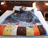 View Patchwork Quilts by TheBesssCorner on Easy