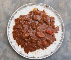 Senegalese recipes. If you haven't had food from Senegal - you are missing out!