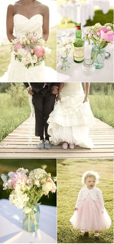 So romantic! Plus - Toms as bride's footwear of choice? I'll prob be rocking some sandals, but I love the creativity & comfort vibe!