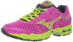 Mizuno Women's Wave Precision 13 Running Shoe,Electric/Lime Punch/Dark Shadow,6 B US >>> Continue to the product at the image link.