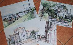 graphics/grafikák of Németh Andrea Graphics, Painting, Art, Art Background, Graphic Design, Painting Art, Kunst, Paintings, Printmaking