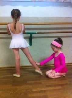 piccole ballerine crescono <3