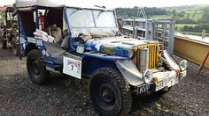 Willys Ford Jeep Peking TO Paris Rally Winner   eBay