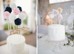Cake toppers !