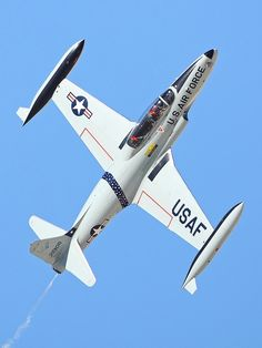 T-33 Trainer. I have 2.5 hours flying in one of these.