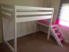 The doll sized loft bed only cost about $15 to make (including wood, foam for the mattress and fabric). Description from ana-white.com. I searched for this on bing.com/images
