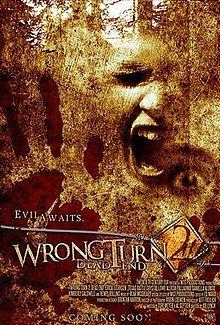 Pin By David Garrett Jr On El Camino Hacia El Terror Wrong Turn Free Movies Online Full Movies Online Free