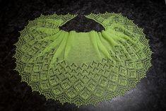 free pattern - Ravelry: Frosty Apples Shawlette pattern by Lyubov Shalnaya