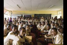 Back to School: Classroom Portraits by Julian Germain - LightBox