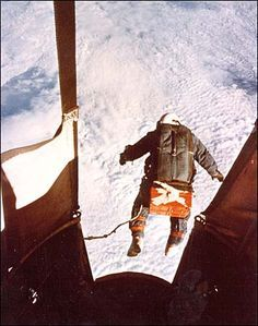 Skydiving from Space: Joseph W. Kittinger's Long, Lonely Leap