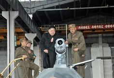 North Korea Put Its Missile Units On Standby On Friday To U S Military Bases In