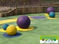 wet-pour, soft surfaces, impact absorbing, playground surfacing: Soft Surfaces Ltd