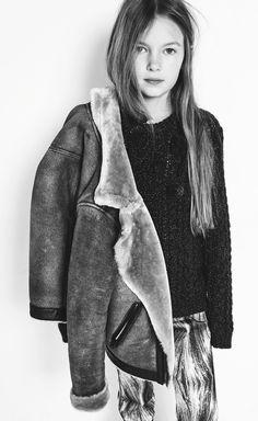 H&M mini me kids fashion for fall 2015