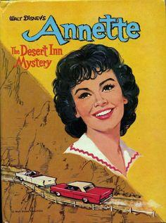 Walt Disney's Annette: The Desert Inn Mystery Vintage Illustrated Hardback 1961 in Books, Magazines, Antiquarian & Collectable | eBay!