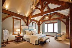 Traditional Craftsman Home Featuring Natural Materials | Teresa Ryback | HGTV