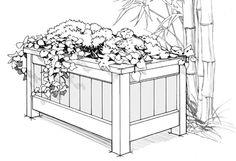 Planter Box Plan