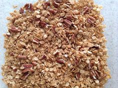 easy granola--John is now obsessed with granola and I am not pleased with the price of it so this would be nice!