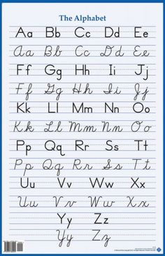 Cursive Writing Worksheets Printable Capital Letters   Little