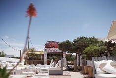 7 Formentera Beach Clubs & Seaside Restaurants To Visit Ibiza, Es Pujols, Seaside Restaurant, Spanish Cuisine, Astro Turf, Tough Day, Beach Bars, Refreshing Drinks, Beach Club