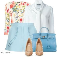 Dressy Shorts for Spring 3