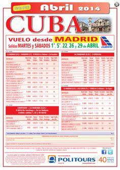 CUBA : Santiago + La Habana, salidas 1, 22 y 29 de Abril desde Madrid (8d/6n) desde 905€ ultimo minuto - http://zocotours.com/cuba-santiago-la-habana-salidas-1-22-y-29-de-abril-desde-madrid-8d6n-desde-905e-ultimo-minuto/