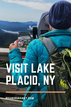 Visit Lake Placid, NY: The Perfect 3 Day Itinerary New York Travel, Travel Usa, Travel Tips, Travel Guides, Lakeside Resort, Travel Reviews, United States Travel, North America, Travel Inspiration