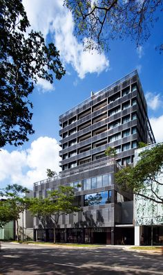 WOHA is a Singapore-based architecture practice, founded in 1994 by Wong Mun Summ and Richard Hassell.
