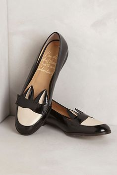 Loooooove these shoes! Don't love the price! Caracal Loafers #anthropologie