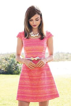 Andreea Diaconu for Lilly Pulitzer Spring 2013