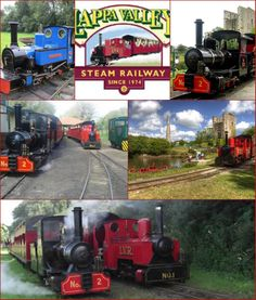 The Lappa Valley Steam Railway is a 15 in (381 mm) minimum gauge railway located near Newquay in Cornwall. The railway functions as a tourist attraction, running from Benny Halt to East Wheal Rose, where there is a leisure area.  History: Treffry's Tramway In 1843, Joseph Treffry suggested building a tramway between Par and Newquay, with a branch line to the East Wheal Rose silver lead mine, which at the time was entering its most prosperous period. Treffry spent six years trying to overcome…