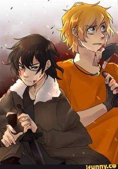 Nico e Will