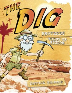 Are you looking for a fun and simple Bible Study for your kids this summer? Check out the brand new study, The Dig Proverbs! Special launch price available for a limited time!
