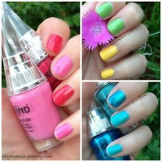 Trind Nail Care – Beauty & the Beach daydreamingbeauty.com #Trind #mani #notd