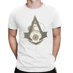 Assassin's Creed Syndicate Gears Tee