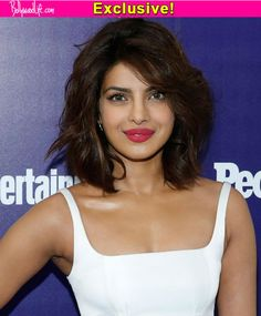 Priyanka Chopra: I told the makers of Quantico to treat me like an actress and