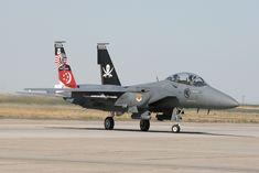 Republic of Singapore Air Force F-15SG Strike Eagle #RSAF #GunfighterSkies2014
