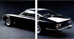 Ferrari 330 GTC Spéciale, Pininfarina - Salon de Bruxelles 1967 - Automobiles Classique N°54 février-mars 1993.