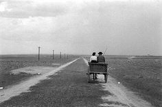 Henri Cartier-Bresson  Alentejo, Portugal, 1955