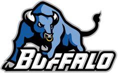 Buffalo Bulls Mascot logo 2012