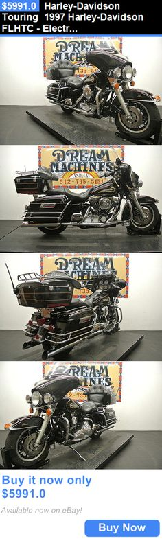 Motorcycles: Harley-Davidson Touring 1997 Harley-Davidson Flhtc - Electra Glide Classic *We Ship And Finance* BUY IT NOW ONLY: $5991.0